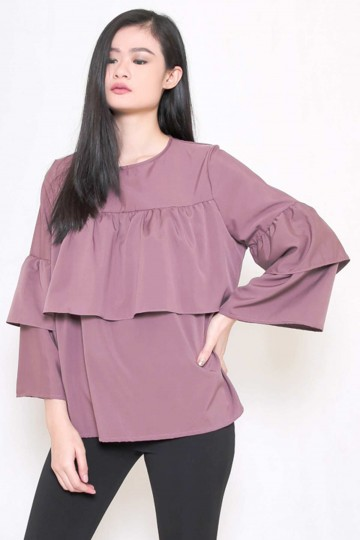 Emy Top Purple