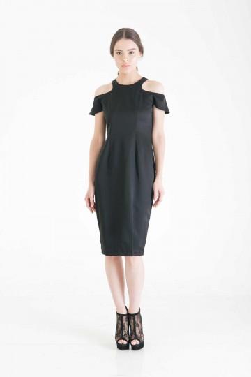 Anastasia Dress Black
