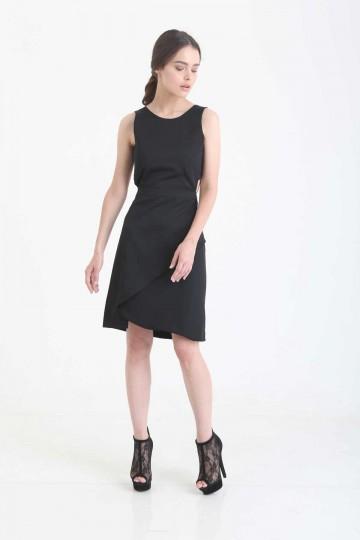 Miranda Dress Black