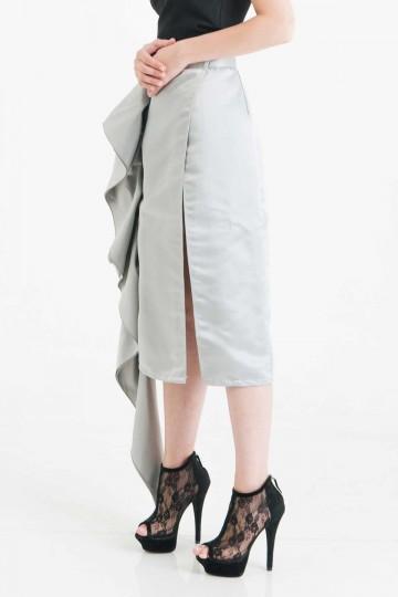 Valentino Skirt Grey