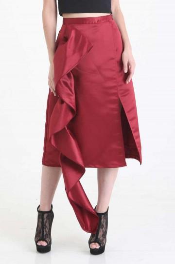 Valentino Skirt Red