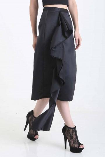 Valentino Skirt Black