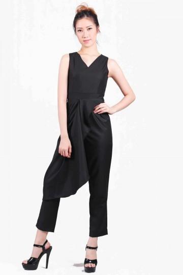 Ing Jumpsuit Black