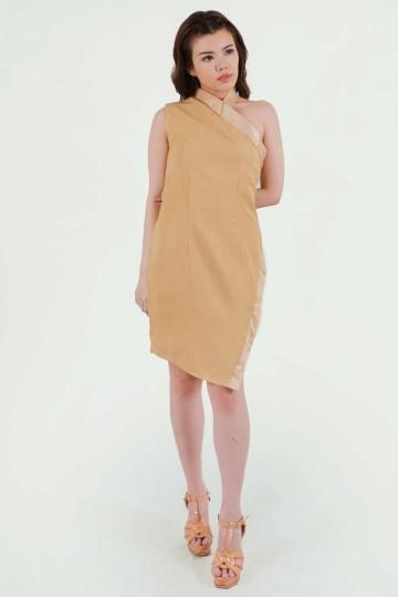 Jessy Dress Nude