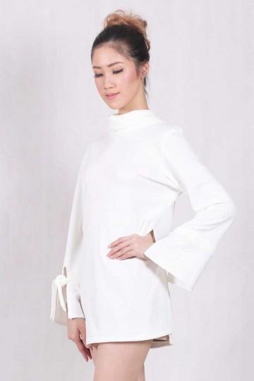 Starla Top White