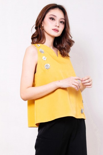 Rosy Top Yellow