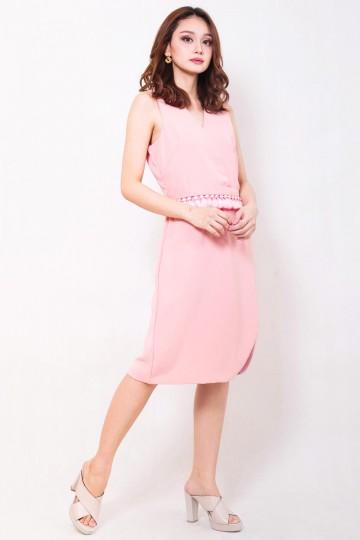 Rita Dress Pink