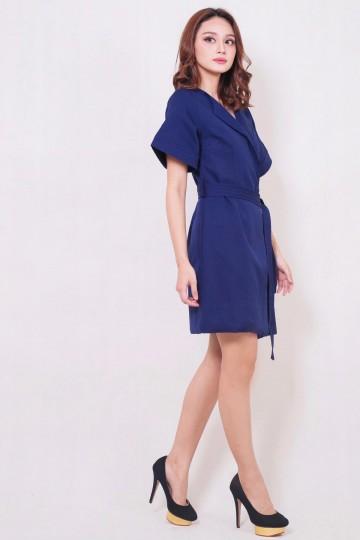 Lim Kim Dress Blue