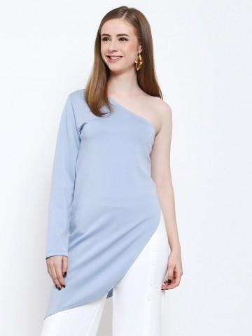Nora Top Blue