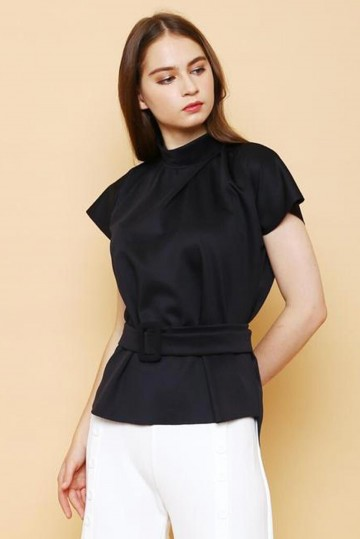 Anna Belt Black