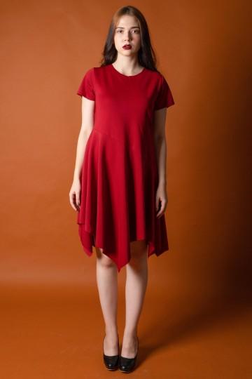 Shena Simetris Red