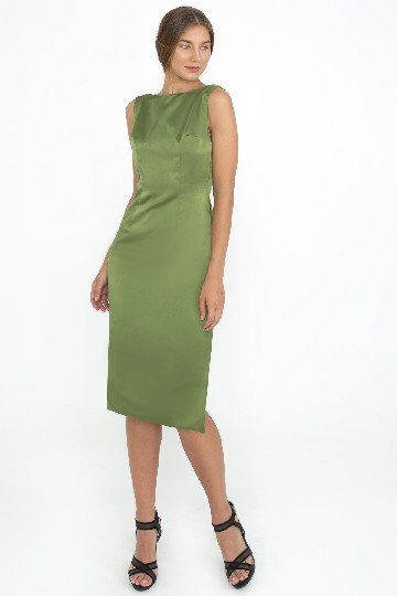 Viper Backless Dress