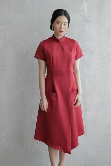 Ingrid Vest Dress