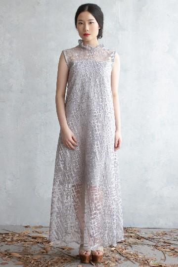 Iris Grey Dress