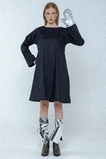 Black Mera Signature Dress