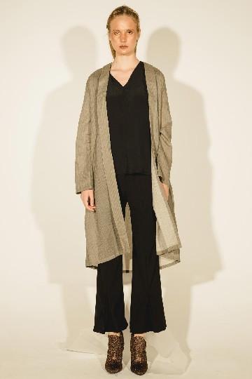 Stripes Leilani Folded Kimono Outer