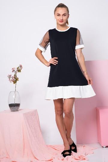 Zoe Dress Black