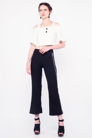 Madison Pants Black
