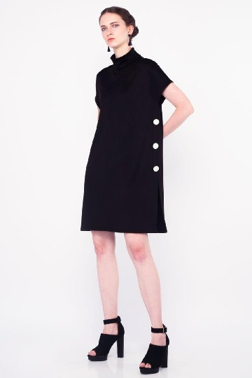 Ivy Dress Black