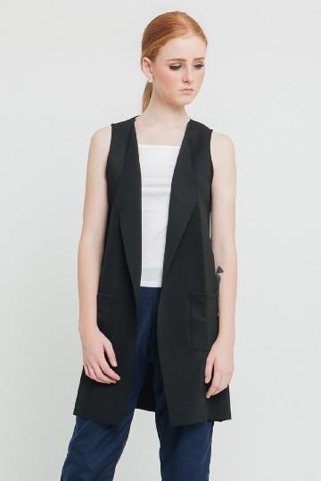 Duma Vest Black