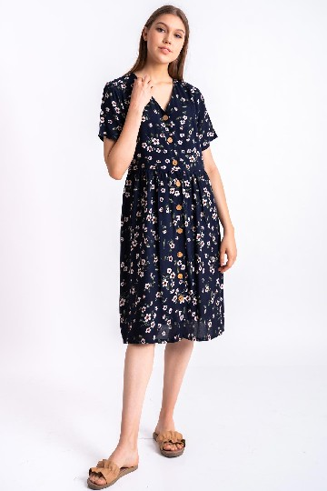 Danielle Shirt Dress