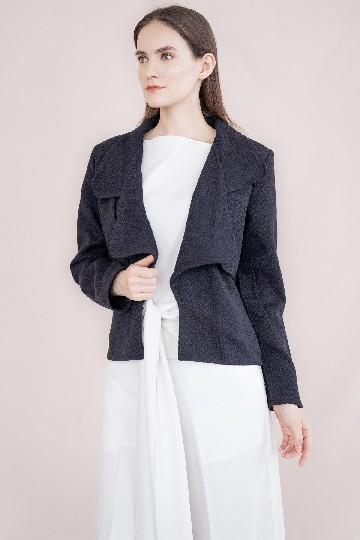 Wool Platinum Jacket