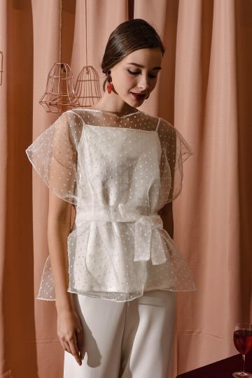 Xiang Top White