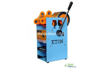 Cup Sealer Mesin Press Gelas ET-D8 Manual + Gratis Roll Plastik image