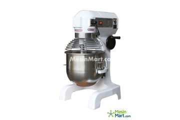 Mixer Roti / Pengaduk Adonan WILLMAN 10L with Cover (BH10K) image