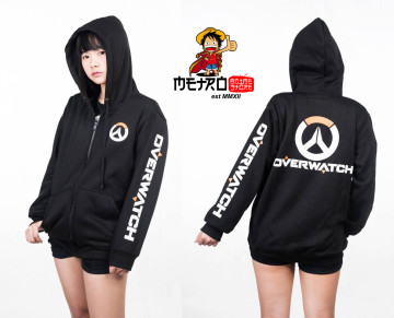 Jaket Overwatch Black image