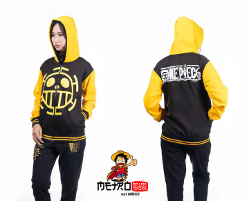 Jaket Law Comander Black image