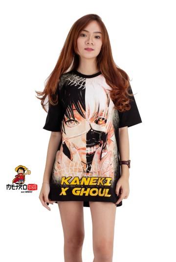 Kaos Kaneki X Tokyoghoul Gold image
