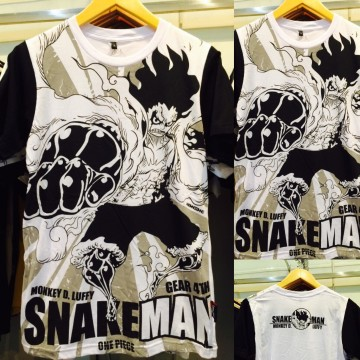 KAOS LUFFY GEAR4TH SNAKEMAN image