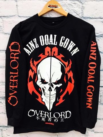 LONGSLEEVE OVERLORD image
