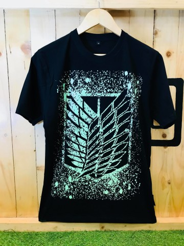 KAOS SNK GLOW IN DARK image