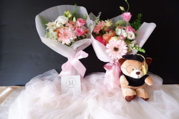 Mini Bouquet 03 -  Special For Graduation gift