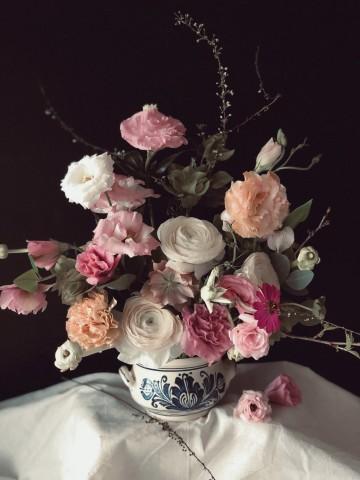 Ghiona Vase Arrangement