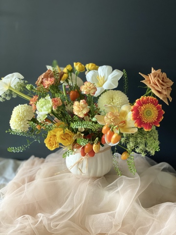 Raisa Vase Arrangement