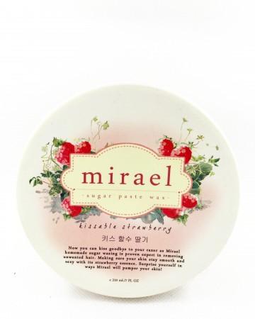 Mirael Strawberry Sugar Waxing Kit image