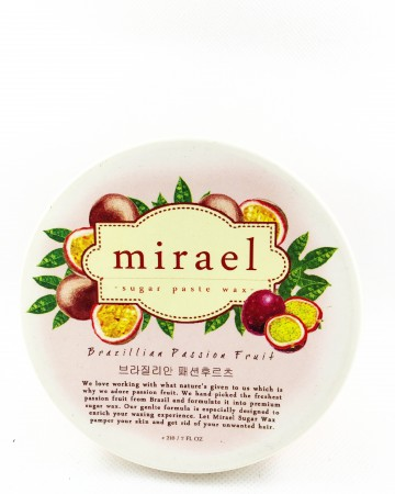 Mirael Passion Fruit Sugar Waxing Kit image