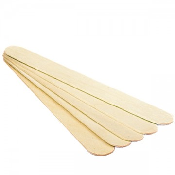 Big Wooden Spatula - 5 pcs image