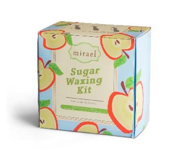 Mirael Apple Sugar Waxing Kit image