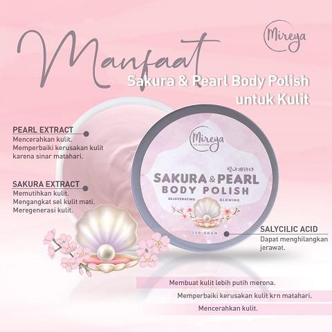 Sakura Body Polish