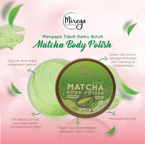 Matcha Body Polish