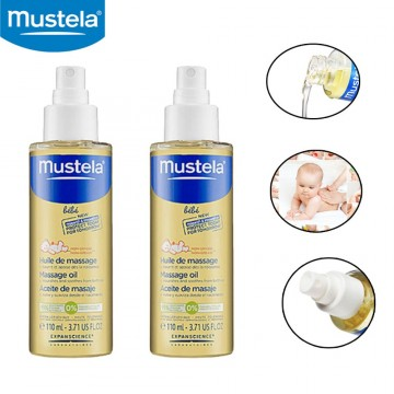 Mustela Massage Oil 110ml