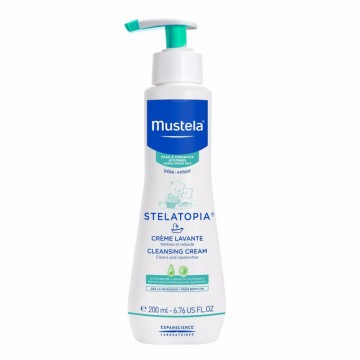 Mustela Stelatopia Cleansing Cr 200ml