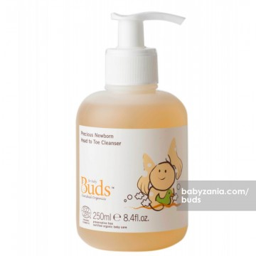 BUDS Precious Newborn Head To Toe Cleanser 250ml