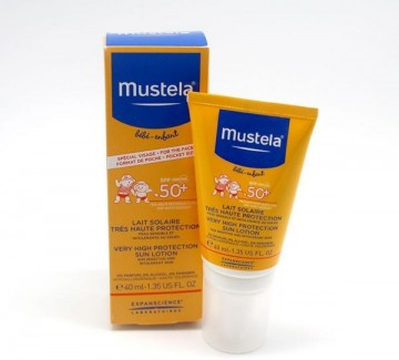 Mustela High Protect Sun Lotion 40ml