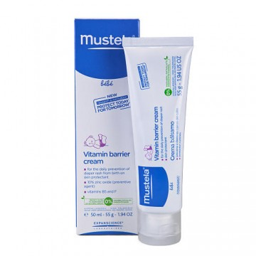 Mustela Barrier Cream 50ml