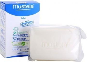 Mustela Gentle Soap Nutriprotec 150gr